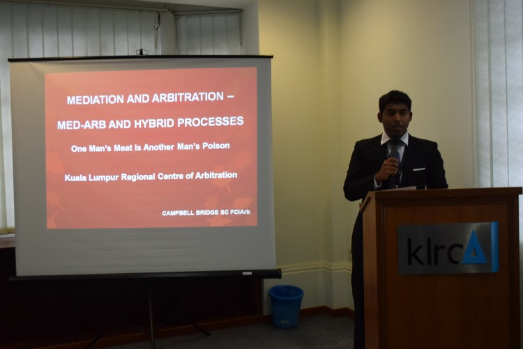 KLRCA Talk Series : Hybrid Processes – Love Them or Despise Them?