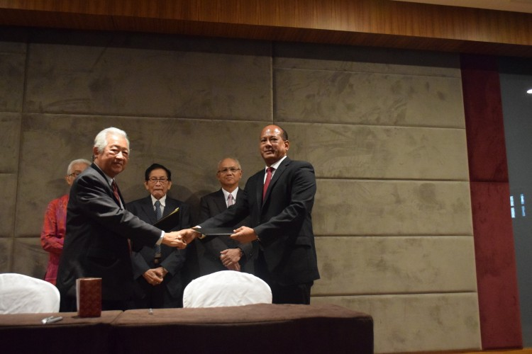 Signing Ceremony between Indonesia Board of Arbitration (BANI) & The Kuala Lumpur Regional Centre for Arbitration (KLRCA)