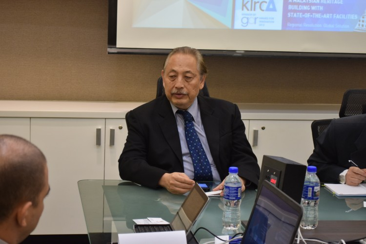 Visit by Thailand Ambassador & Thailand Arbitration Centre (THAC)
