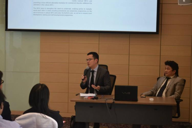 KLRCA Talk Series: Arbitration of Trust Disputes (A New Frontier)