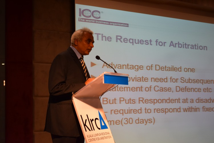 KLRCA & ICC : An introduction to ICC Arbitration